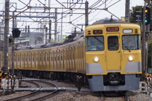 2017-03-17 西武2001F 各停本川越行き 5633レ