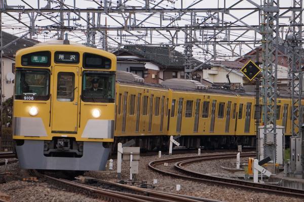 2017-03-17 西武9106F 準急所沢行き 4313レ