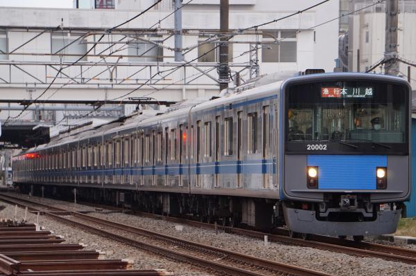 2017-03-17 西武20102F 急行本川越行き 2661レ