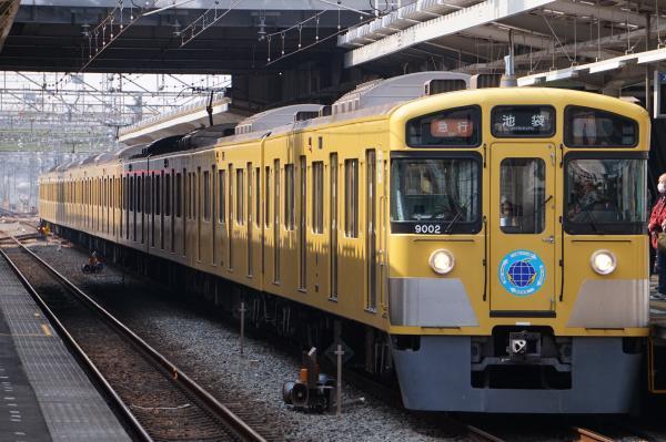 2017-03-19 西武9102F 急行池袋行き 2144レ