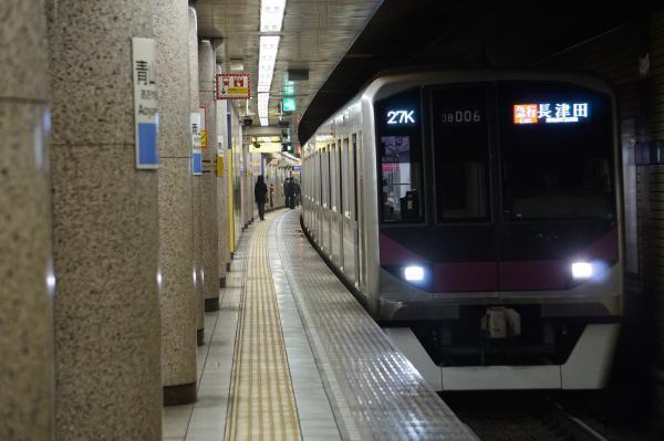 2017-03-22 メトロ08-106F 急行長津田行き