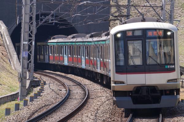 2017-03-22 東急5104F 南栗橋行き