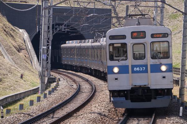 2017-03-22 東急8637F 押上行き