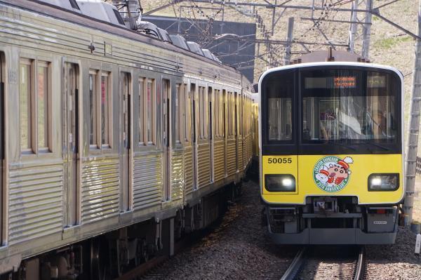 2017-03-22 東武51055F 南栗橋行き
