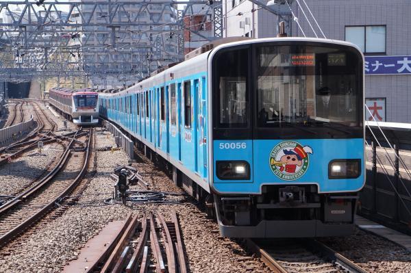 2017-03-22 東武51056F 南栗橋行き