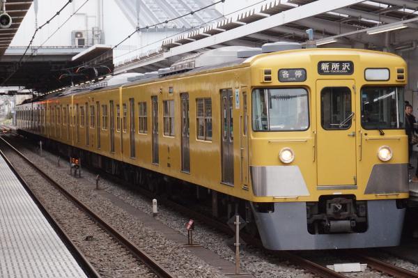 2016-03-31 西武2015F 各停新所沢行き 5771レ
