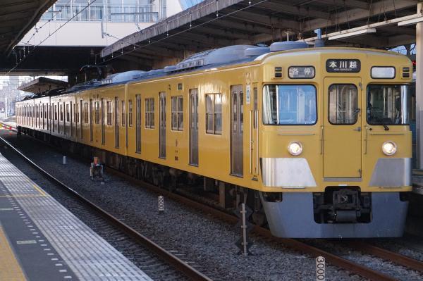 2017-01-21 西武2015F 各停本川越行き 5709レ
