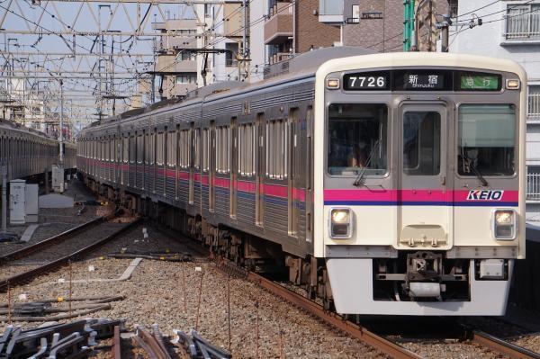 2017-03-24 京王7726F 急行新宿行き