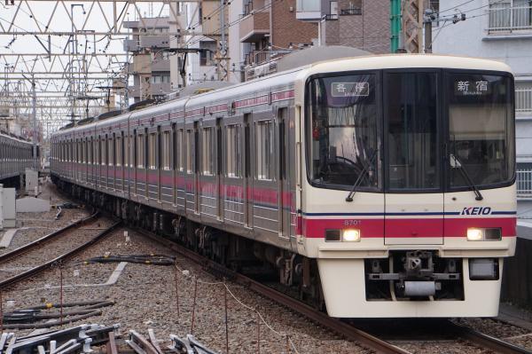 2017-03-24 京王8701F 各停新宿行き