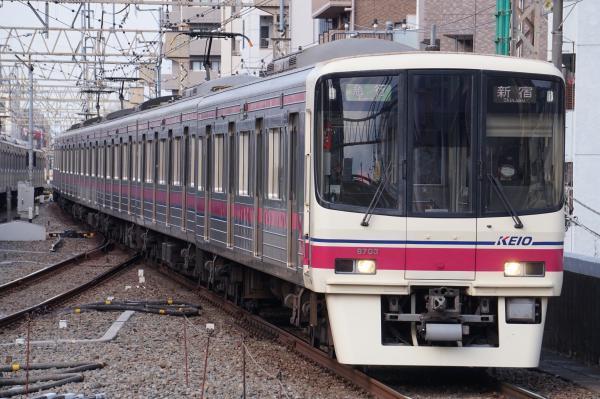 2017-03-24 京王8703F 急行新宿行き