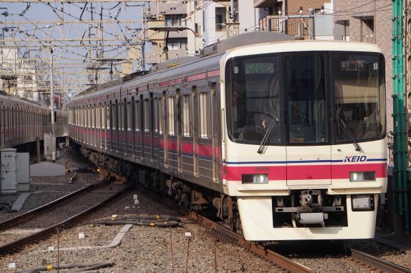 2017-03-24 京王8705F 区間急行新宿行き