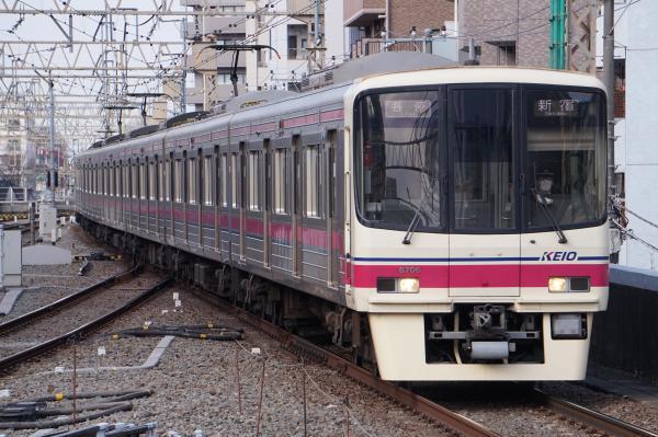 2017-03-24 京王8706F 各停新宿行き