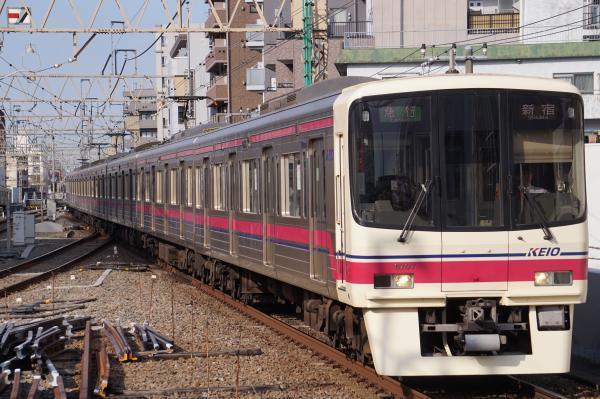 2017-03-24 京王8707F 急行新宿行き