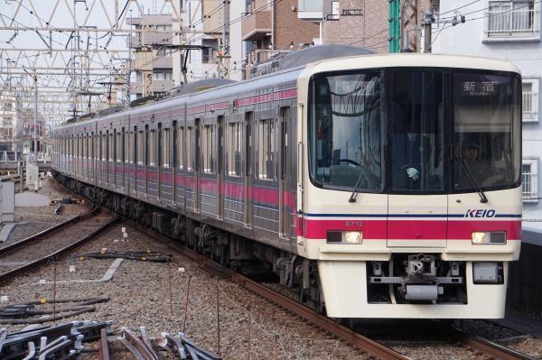 2017-03-24 京王8712F 各停新宿行き