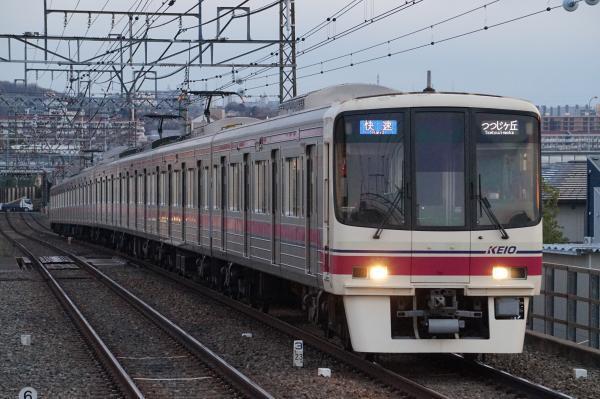 2017-03-24 京王8728F 快速つつじヶ丘行き