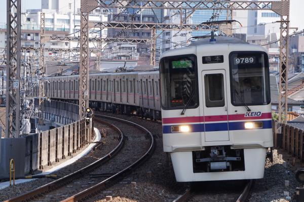 2017-03-24 京王9739F 区間急行橋本行き