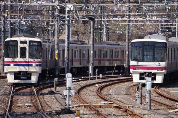 2017-03-24 京王9740F 8727F