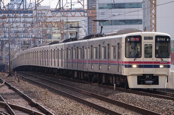 2017-03-24 京王9743F 特急高尾山口行き1