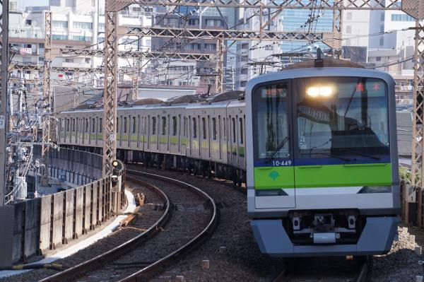 2017-03-24 都営10-440F 区間急行橋本行き