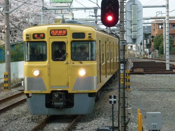 2014-03-31 西武2019F_2419F 各停西武新宿行き1 5836レ