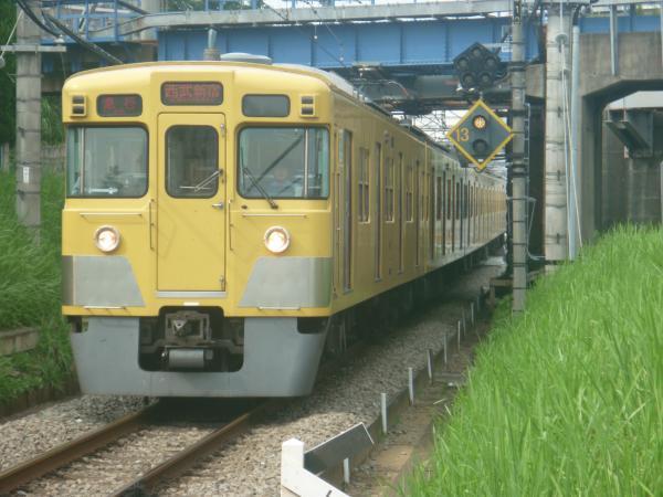 2014-07-23 西武2019F_2505F 急行西武新宿行き 2666レ