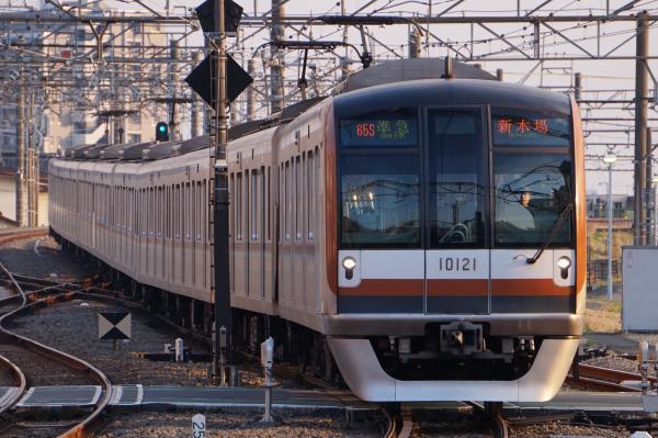 2017-03-29 メトロ10121F 準急新木場行き 4582レ