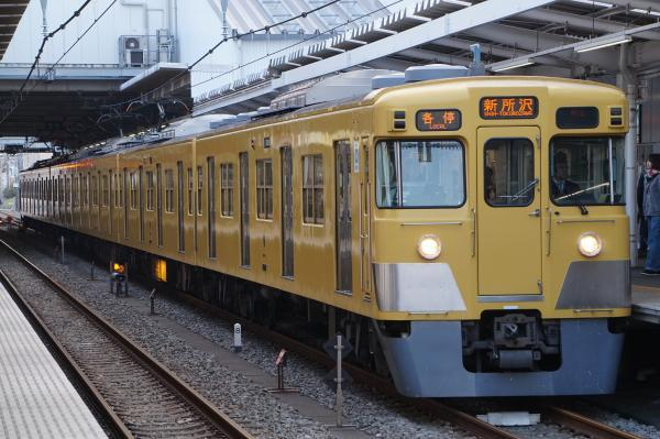 2017-03-29 西武2021F 各停新所沢行き 5771レ