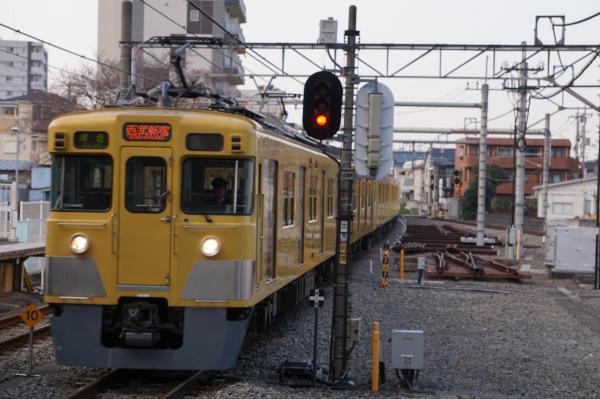 2017-03-29 西武2413F_2061F 準急西武新宿行き 4808レ