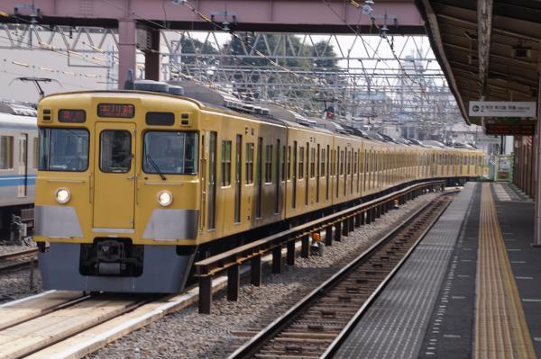 2017-03-29 西武2451F_2003F 急行本川越行き 2625レ