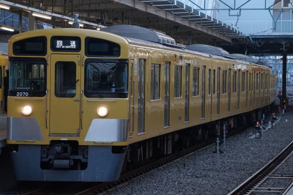 2017-03-29 西武2465F_2069F 回送