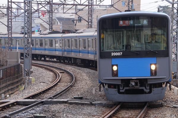 2017-03-29 西武20107F 急行拝島行き 2311レ