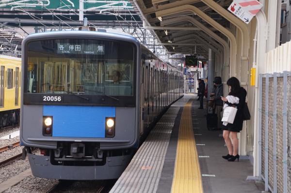 2017-03-29 西武20156F 各停田無行き 5117レ