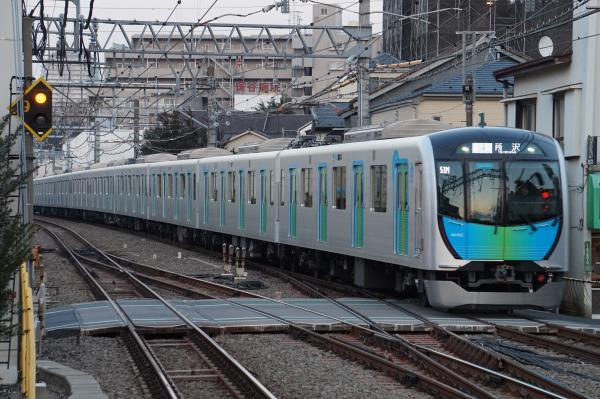 2017-03-29 西武40102F S-TRAIN所沢行き 501レ