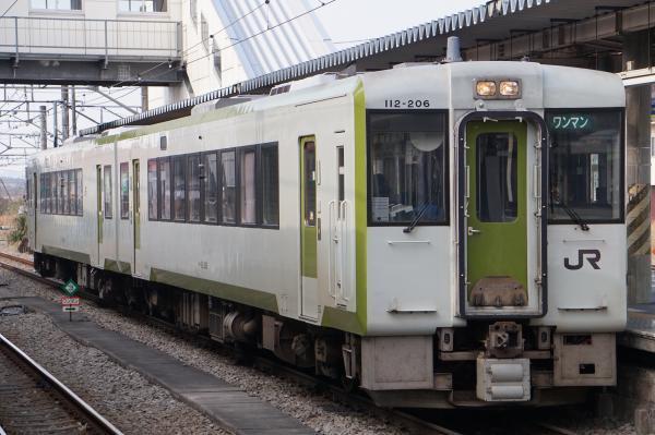 2017-03-29 八高線キハ112-206