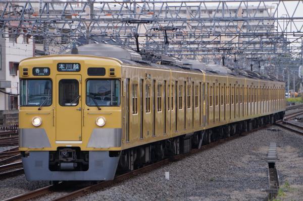 2017-04-15 西武2031F_2419F 各停本川越行き 5631レ
