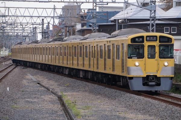 2017-04-15 西武2093F 各停新所沢行き 5817レ