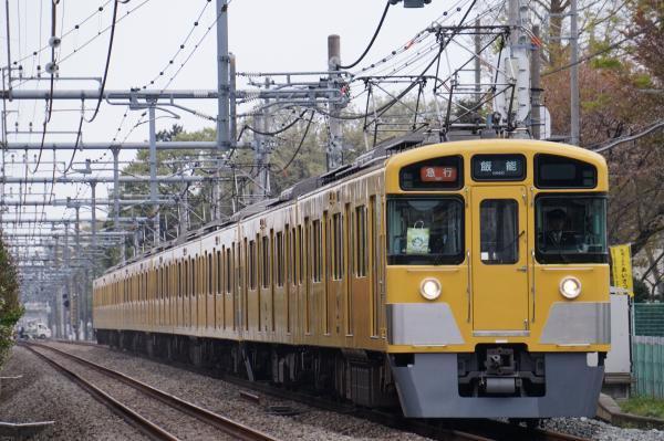 2017-04-15 西武2465F_2063F 急行飯能行き 2129レ