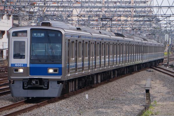 2017-04-15 西武6101F 急行本川越行き 2667レ