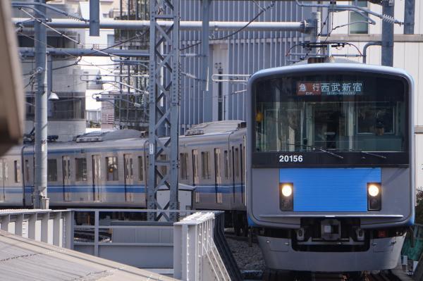 2017-04-15 西武20156F 急行西武新宿行き 2310レ