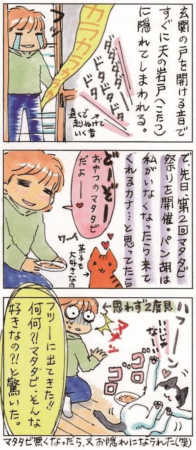 ナゾ多きパン胡さん 2-2