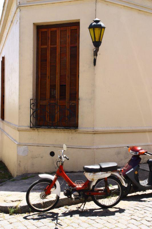 ウルグアイ街歩き