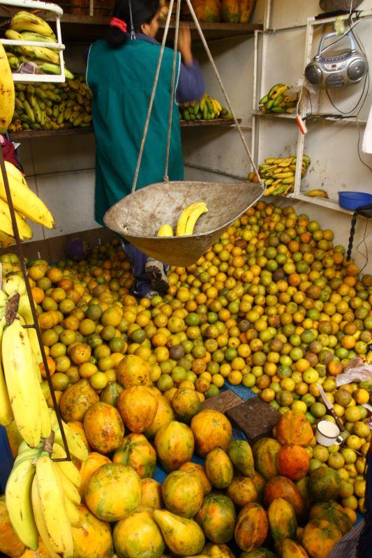 柑橘類市場