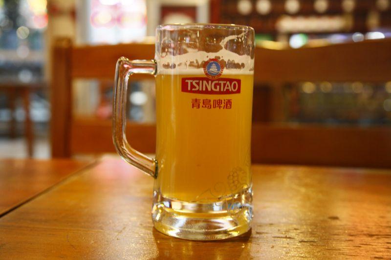 青島啤酒 原漿