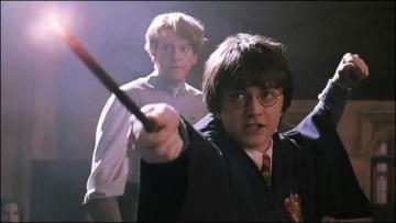 ハリーポッター 魔術