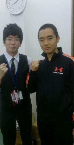 松永君と先生