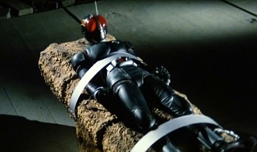 仮面ライダーブラック ヒーロー 再改造 やられ ピンチ