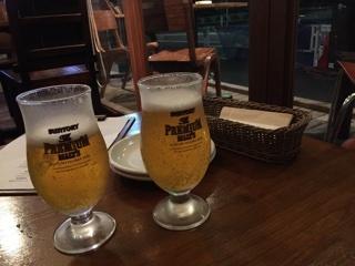 生ビール(プレミアムモルツ 香るエール)