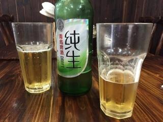 青島啤酒(純生)
