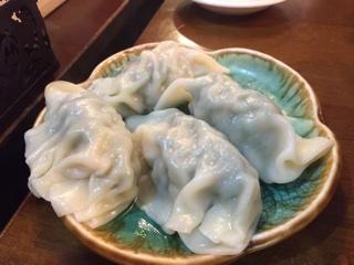 海老入り水餃子(2回目)