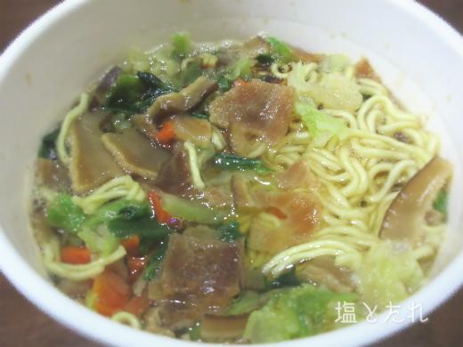 IMG_4948_20170407_中華三昧広東風とろみ醤油拉麺